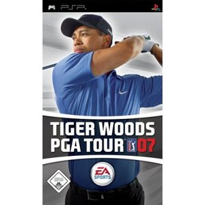 EA sports Tiger Woods PGA Tour 2007 (English) (PSP)