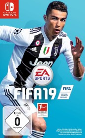 EA sports FIFA football 19 - Champions Edition (switch)