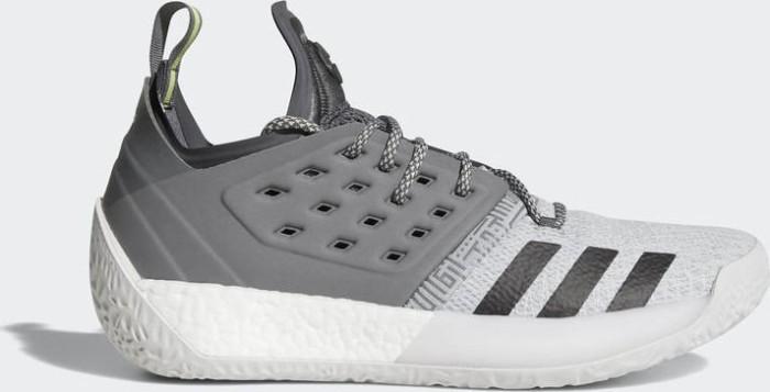 219d5b7bdc3 adidas Harden Vol. 2 grey five trace grey metallic grey four (men ...