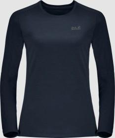 Jack Wolfskin Hydropore XT Shirt langarm midnight blue (Damen) (1805372-1910)