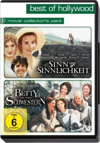Sinn und Sinnlichkeit/Betty und ihre Schwestern -- via Amazon Partnerprogramm