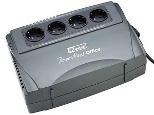 Mustek PowerMust Office 350VA/390W