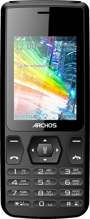 Archos F24 Power schwarz