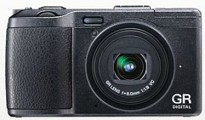 Ricoh GR digital IV black (175724)