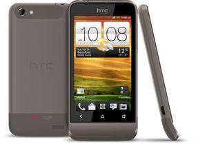 HTC One V grau