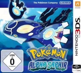 Pokémon Alpha Saphir (3DS)