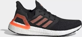 adidas Ultra Boost 20 core black/signal coral/cloud white (Damen) (EG0717)