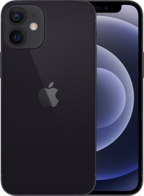 Apple iPhone 12 Mini 256GB schwarz