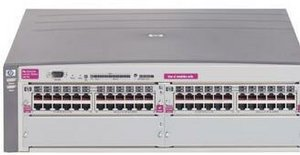 HP ProCurve Switch 5348 XL, 48-port, managed (J4849A)