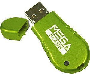 MSI mega Flash mini Drive 128MB, USB-A 2.0 (MS-5501-010)