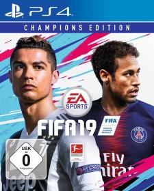 EA sports FIFA football 19 - Champions Edition (PS4)