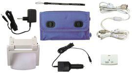 BigBen Advanced Pack - Battery Pack, Netzteil, Autoadapter, 4-fach Linkkabel, Tasche, Lichtlupe und Tragegurt (GBA)