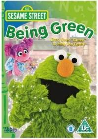 Sesame Street - Being Green (DVD) (UK)