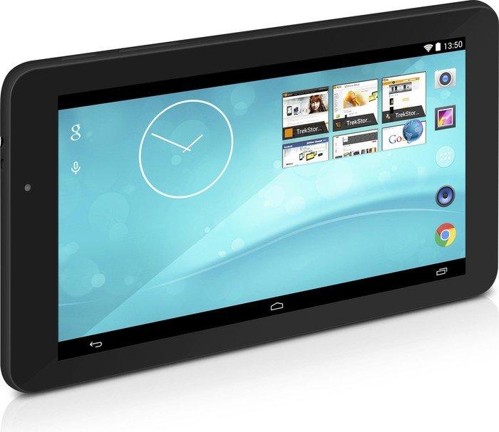 TrekStor SurfTab breeze 7.0 quad 3G 8GB schwarz (98541)