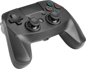 Snakebyte Game:Pad 4 S wireless controller black (PS4) (SB909375)