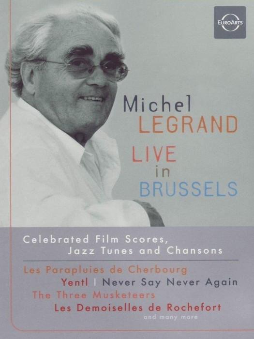 Michel Legrand - Live in Brussels -- via Amazon Partnerprogramm
