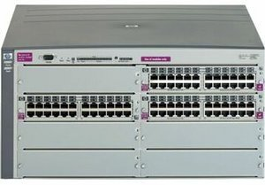 HP ProCurve Switch 5372 XL, 72-Port, managed (J4848A)