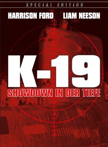 K-19 - Showdown in der Tiefe (Special Editions) -- via Amazon Partnerprogramm