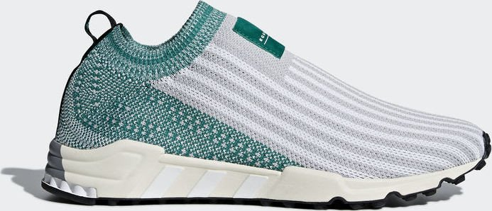 adidas EQT Support SK Primeknit grey two ftwr white sub green (Herren) 383616e508