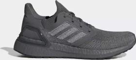 adidas Ultra Boost 20 grey/cloud white/grey three (Herren) (EG0701)