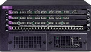 HP ProCurve Routing switch 9304M, 4-slot (J4139A)