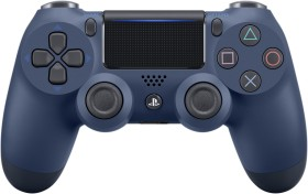 Sony DualShock 4 2.0 Controller wireless midnight blue (PS4)