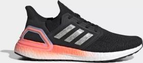 adidas Ultra Boost 20 core black/cloud white/signal coral (Herren) (EG0756)