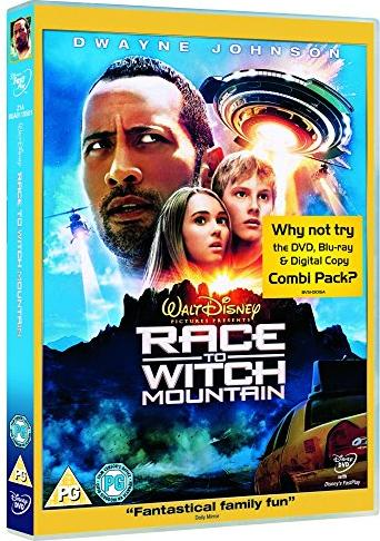 Race To Witch Mountain (UK) -- przez Amazon Partnerprogramm
