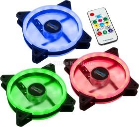 Lamptron Nova, 120mm, 3-pack, LED control (LAMP-NOVA12254)