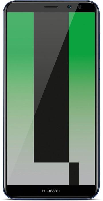 Huawei Mate 10 Lite Dual-SIM blau