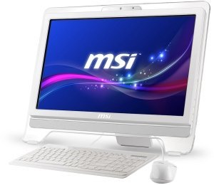 MSI Wind top AE2071-EU-WG6304G50S7PM white