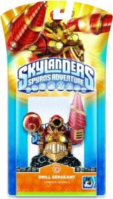 Skylanders: Spyro's Adventure - Figur Drill Sergeant (Xbox 360/PS3/Wii/PC)