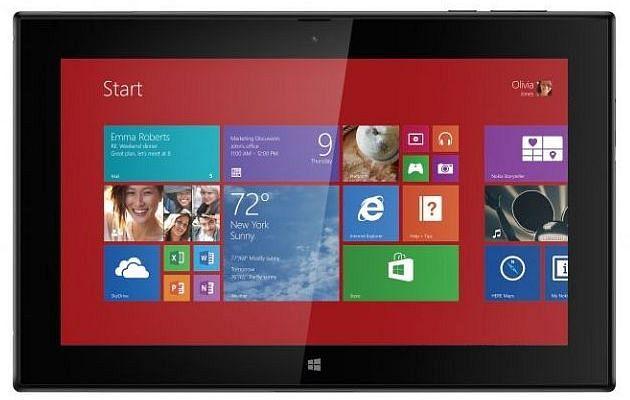 Nokia Lumia 2520 LTE 32GB schwarz (A00017467)