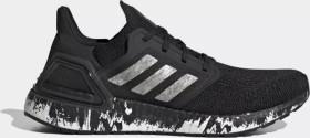 adidas Ultra Boost 20 core black/cloud white/signal coral (Herren) (EG1342)