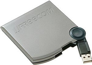 "Freecom FHD-XS 20GB, 1.8"", USB 2.0 srebrny (20404)"