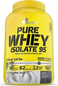 Olimp Pure Whey Isolate 95 Vanille 2.2kg