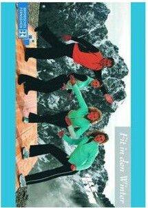 Tele-Gym: Fit in den Winter -- via Amazon Partnerprogramm