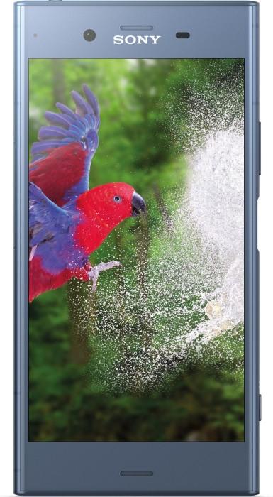 Sony Xperia XZ1 blau
