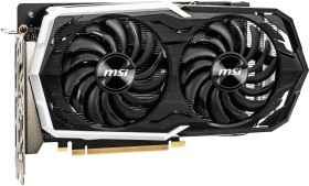 MSI GeForce GTX 1660 Armor 6G OC, 6GB GDDR5, HDMI, 3x DP (V379-007R)