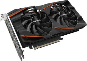 Gigabyte Radeon RX 590 Gaming 8G [Rev. 2.0], 8GB GDDR5, HDMI, 3x DP (GV-RX590GAMING-8GD)