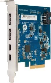 HP Thunderbolt-3 PCIe 2-port I/O Card, PCIe 2.0 x4 (3UU05AA)