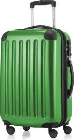 Hauptstadtkoffer Alex TSA Spinner erweiterbar 55cm grün glänzend (82780049)