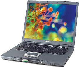 Acer TravelMate 662LCi, EDU