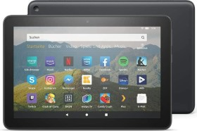 Amazon Fire HD 8 KFONWI 2020, mit Werbung, 64GB, Black (53-024104)