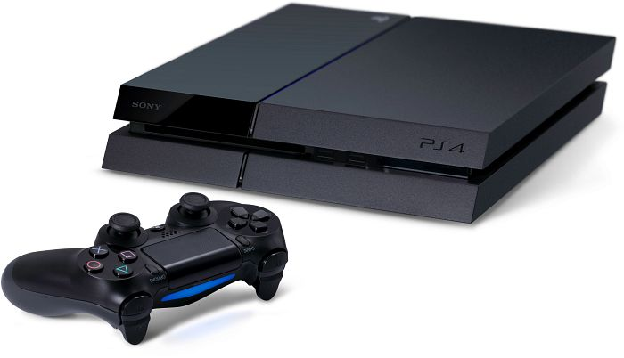Sony PlayStation 4 - 500GB, schwarz