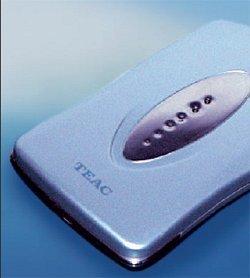 """TEAC HDD zewn. 1.8"""" 20GB, USB 2.0 (HD-10PU-20)"""
