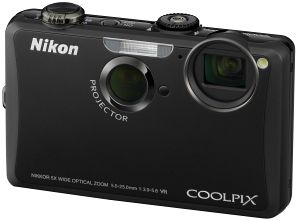 Nikon Coolpix S1100pj black (VMA661E1)