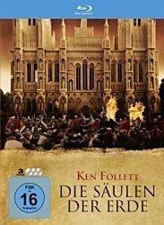 Die Säulen der Erde (Blu-ray)