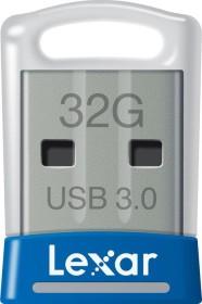 Lexar JumpDrive S45 32GB, USB-A 3.0 (LJDS45-32GABEU)