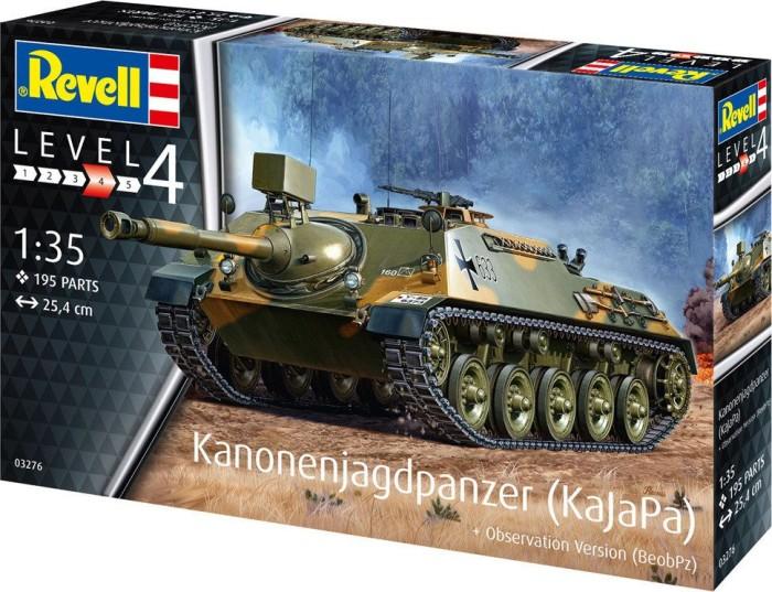 Revell Kanonenjagdpanzer + Observation Version (BeobPz) (03276)